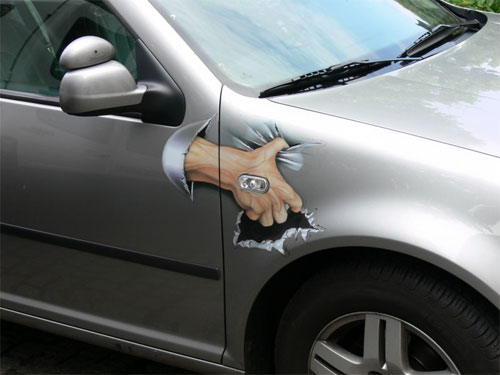 Best Car Art Ever