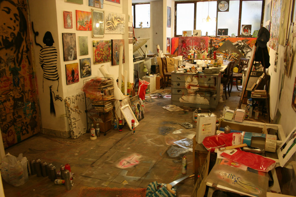Wooster Collective Painting Archives