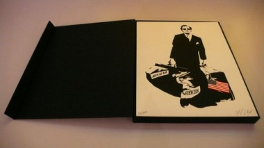Wooster Special Edition: Blek Le Rat Limited Edition Box Set