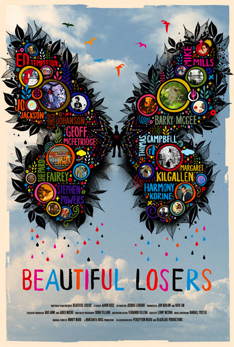 Pictures Of Beautiful Pictures debut of Beautiful Losers