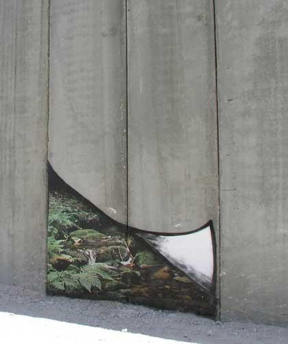Banksy vs West Bank